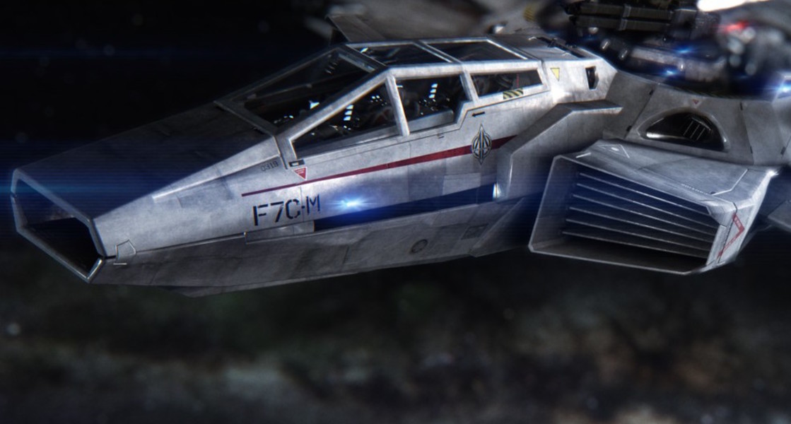Space Flight Simulator Star Citizen Free-to-Play For October