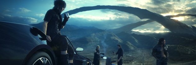 Just what exactly is Final Fantasy 15's Omen?