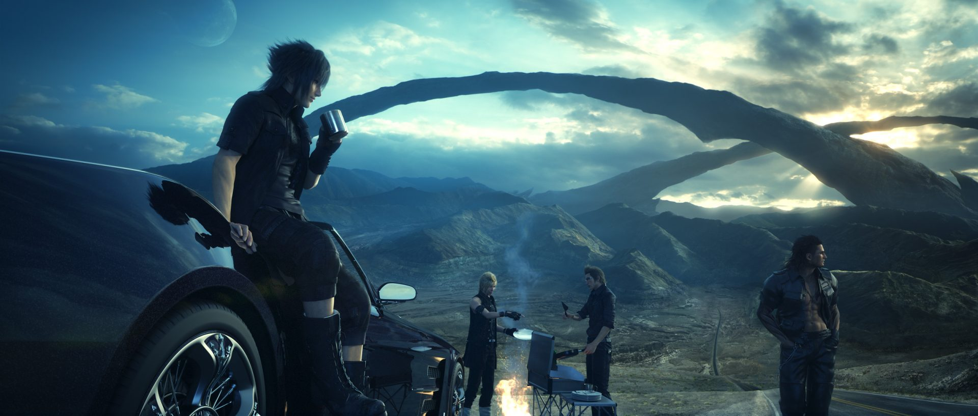Review: Final Fantasy 15