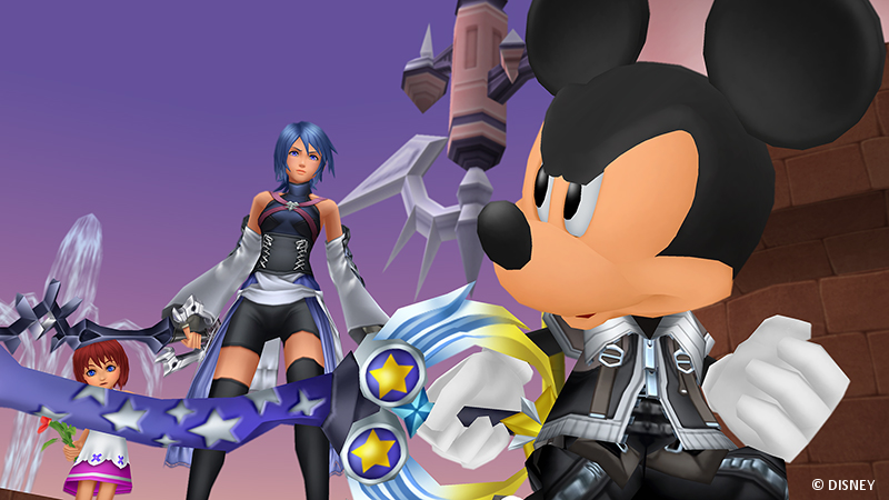 Kingdom Hearts Remix Coming To PS4 Next Year