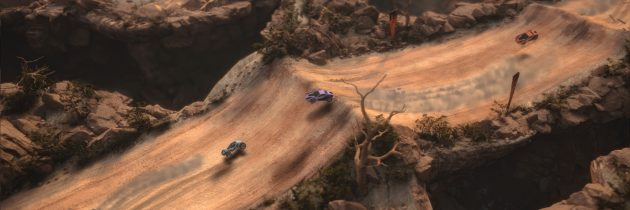 Mantis Burn Racing Speeds onto the Switch