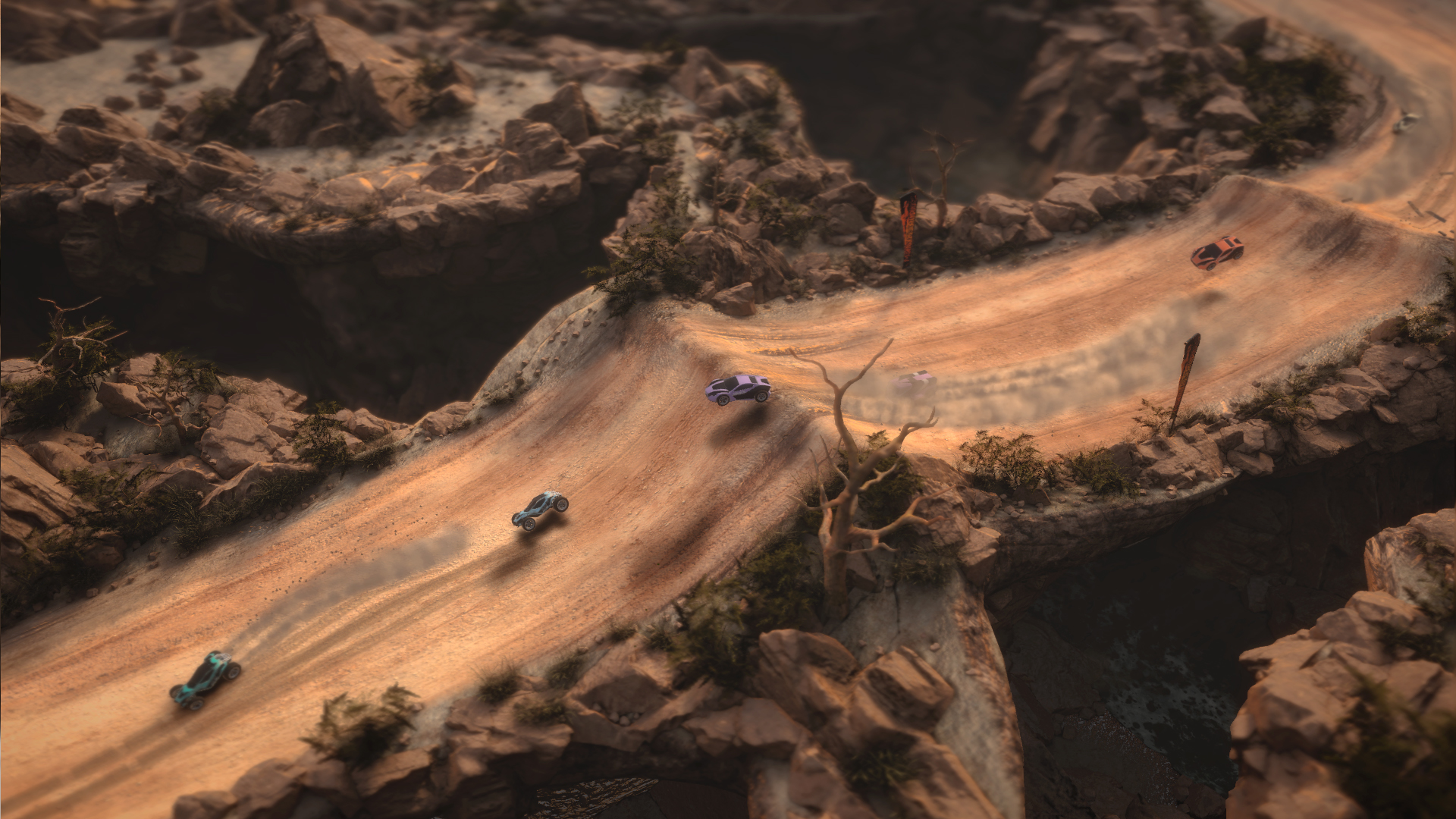 Mantis Burn Racing gets a release date