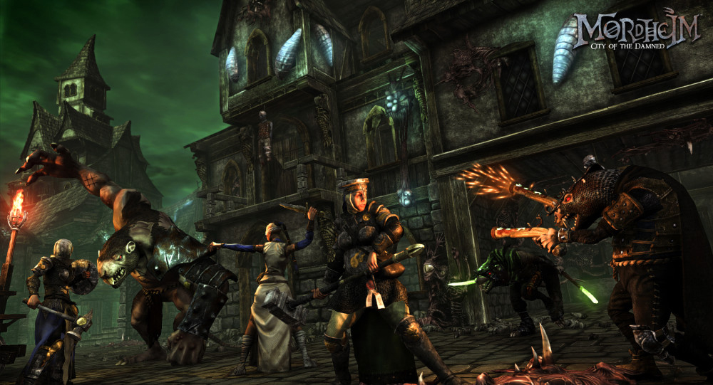 Mordheim: City of the Damned Hits Consoles In Two Weeks