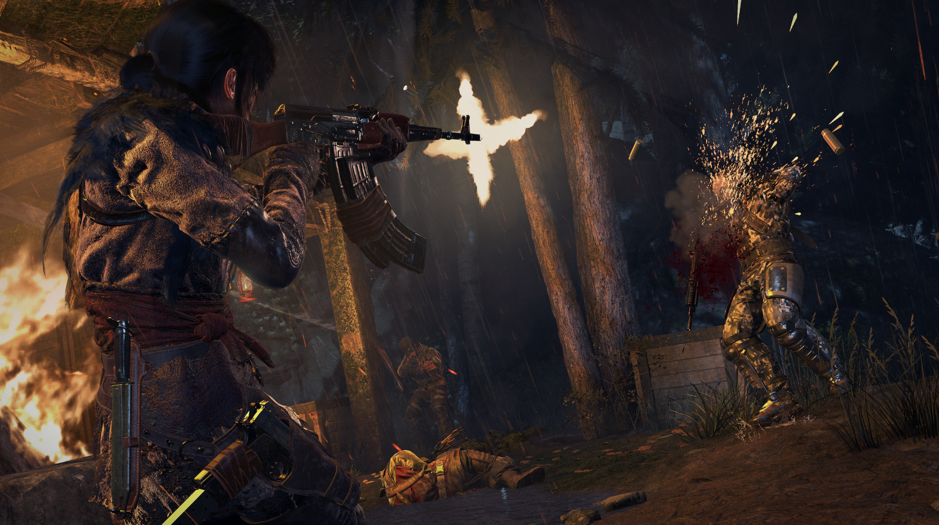Complete Rise Of The Tomb Raider Experience Now Available For PS4