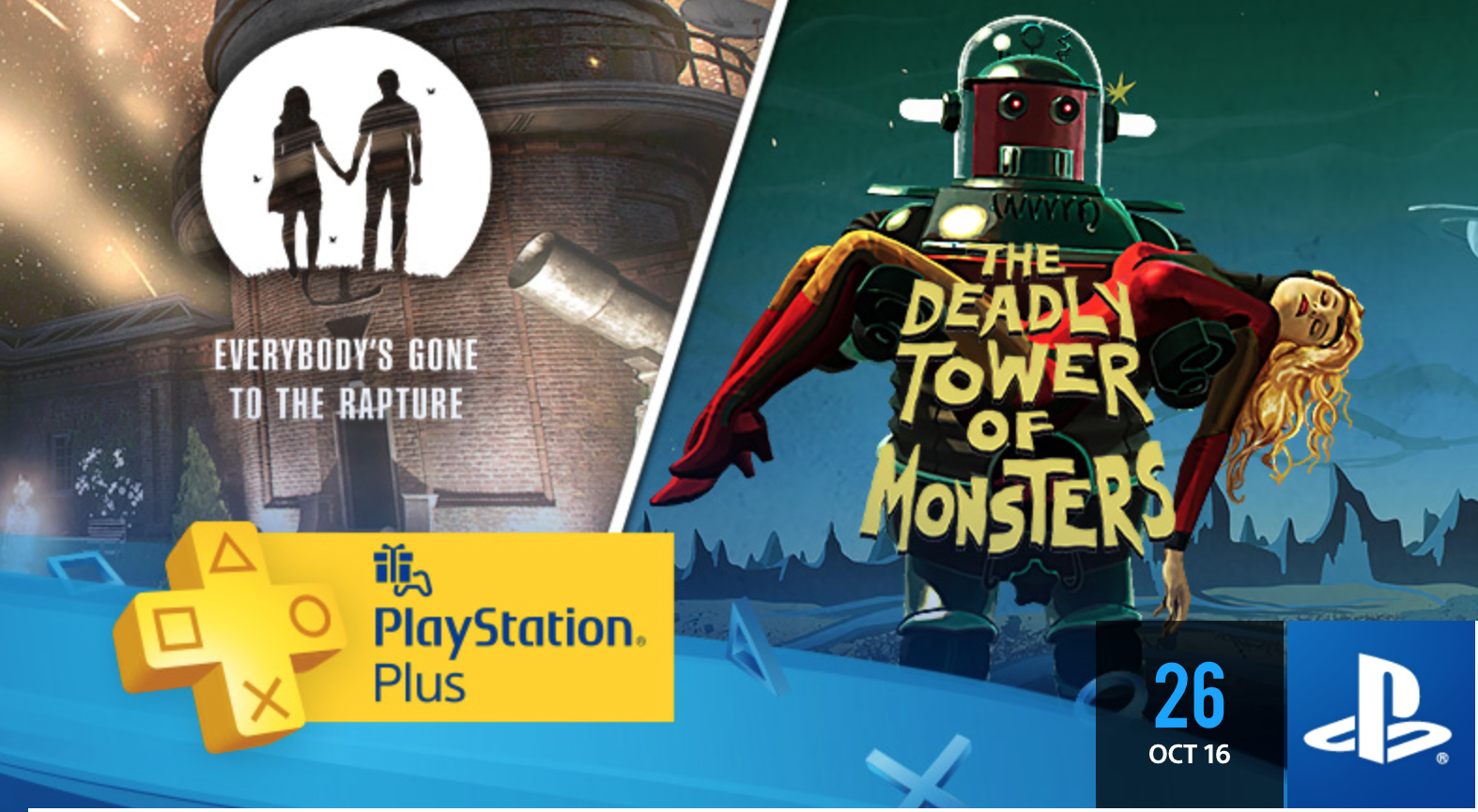 Here's PlayStation Plus' Freebies For November