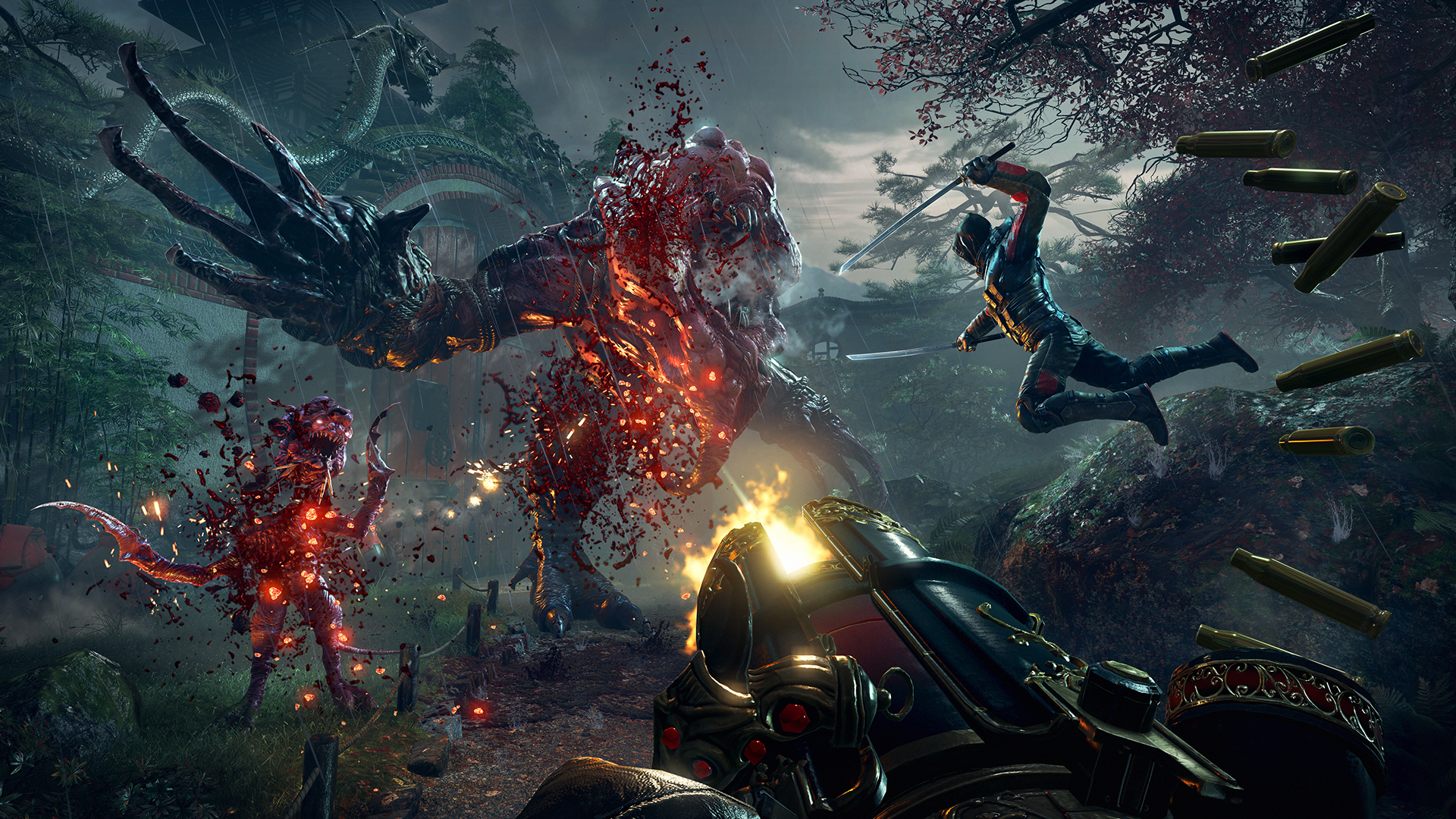 Shadow Warrior 2 Special Reserve Collector's Edition Includes All the Wang and All the Goodies