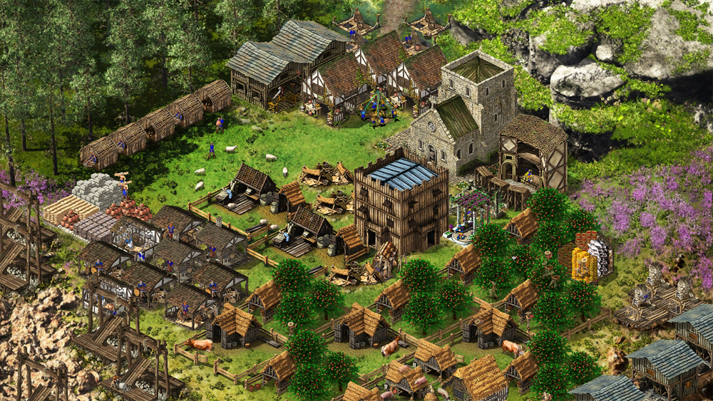New Expansion Available For Stronghold Kingdoms