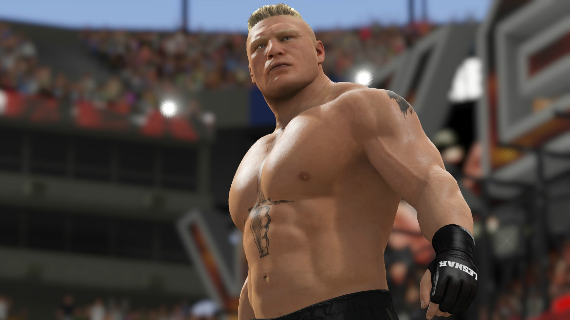 WWE 2K17 shows off the basics