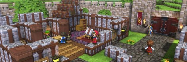 Dragon Quest Builders Now Available In The UK