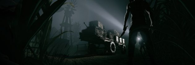 Try Out Outlast 2 Now for a Limited Time