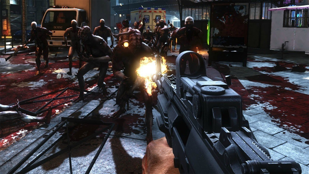 Killing Floor 2 To Be Optimized For PS4Pro