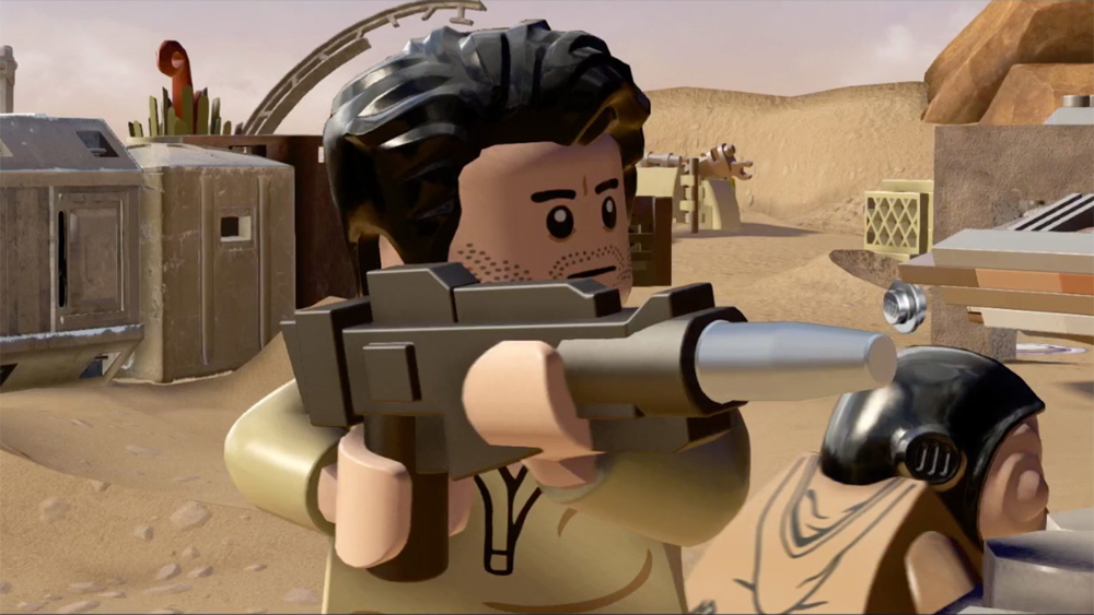 New Content Now Available For Lego Star Wars The Force Awakens Season Pass Holders