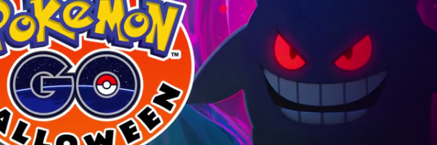 A wild Halloween appears on Pokémon Go!