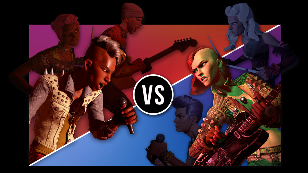18 New Tracks Coming To Rock Band 4 This Month