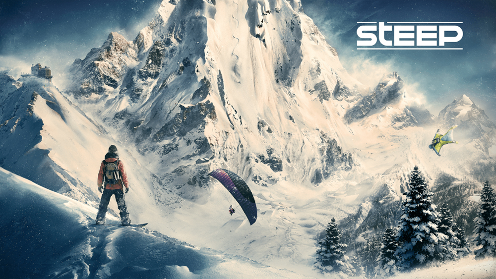 GAME Gets Exclusive Steep Special Edition