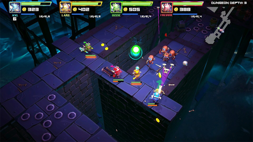 Super Dungeon Bros To Be Free At Launch For Gold Members