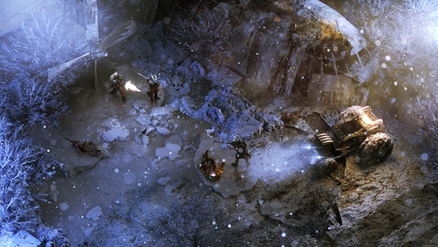 Wasteland 3 Crowdfunding Campaign Reaches Another Milestone!