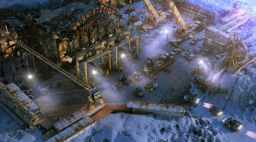 New Images For Wasteland 3`