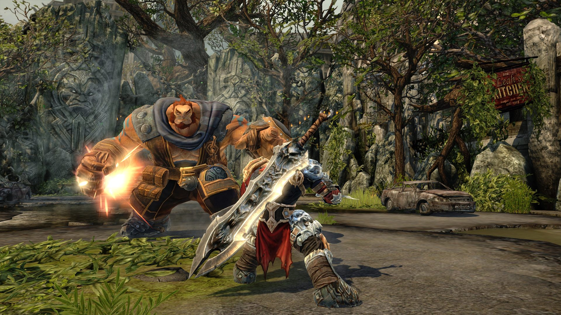 Darksiders Warmastered Collector's Edition Announced
