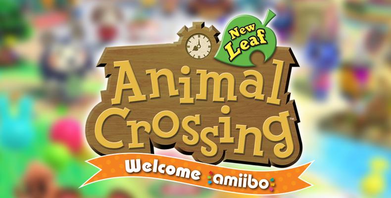 Nintendo Direct: Animal Crossing: New Leaf – Welcome Amiibo Announced!