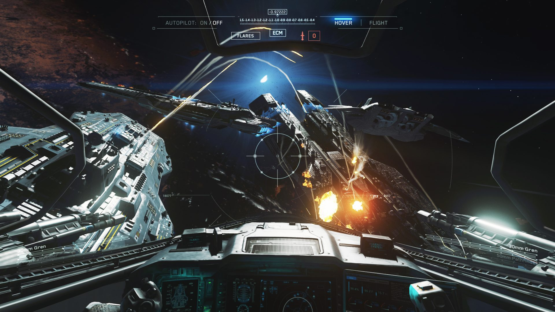 Take The Fight in Zero-G With Call Of Duty Advanced Warfare