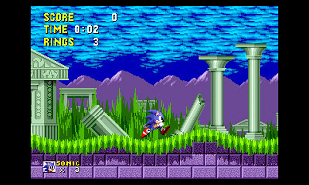 Sega 3D Classics Collection Out Now In Europe