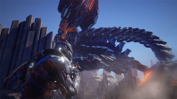 The Mass Effect Andromeda trailer is here