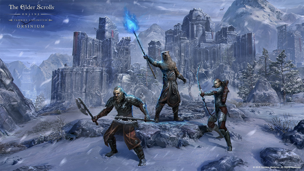 Warden Gameplay Trailer Released for Elder Scrolls Online