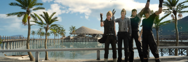 Final Fantasy 15 Set For 2018 PC Release