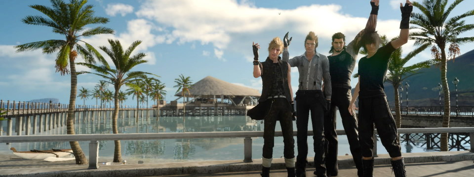Final Fantasy 15 Ultimate Edition Unboxing Video!