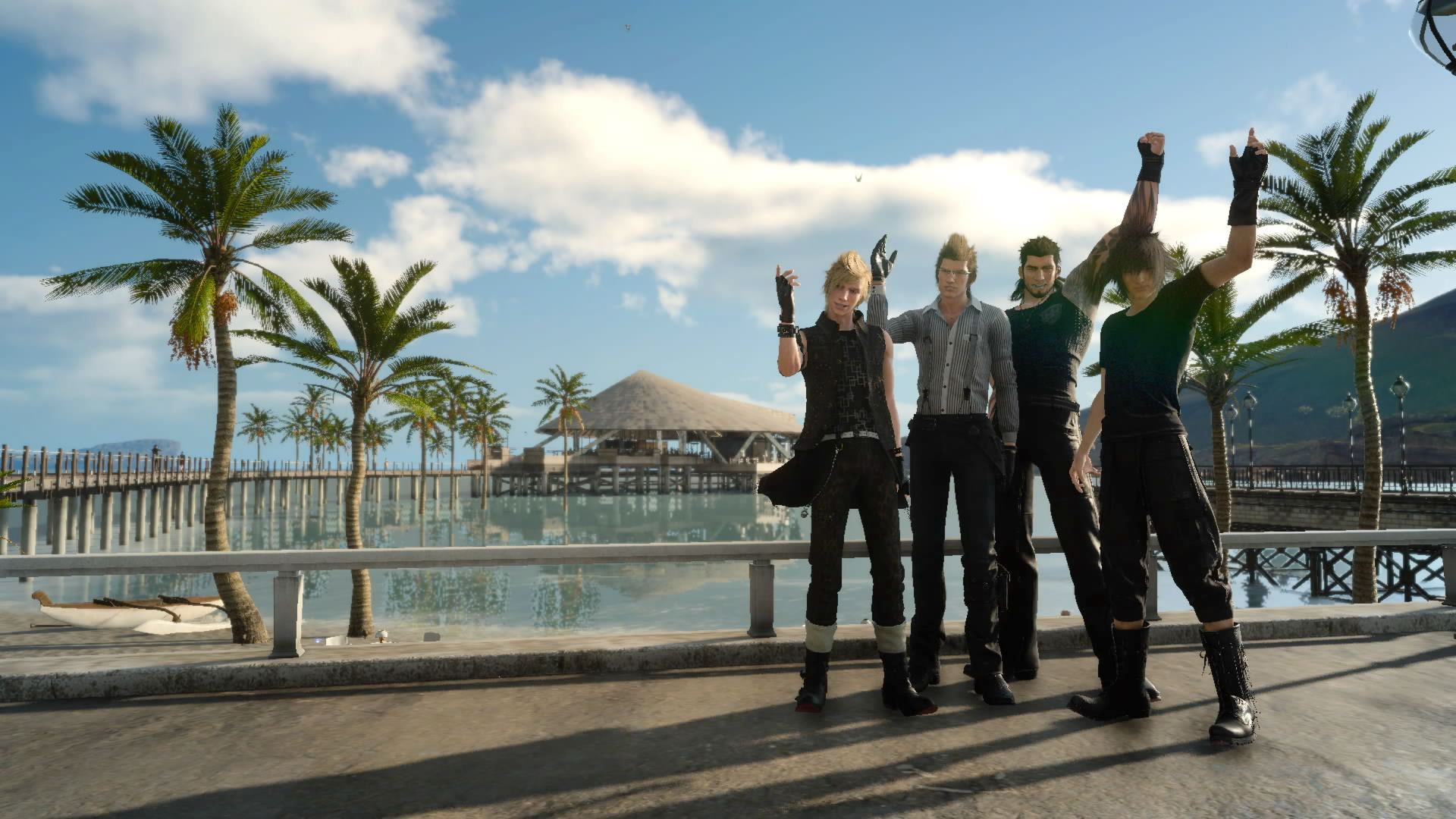 Updates and DLC For Final Fantasy 15 Coming Your Way