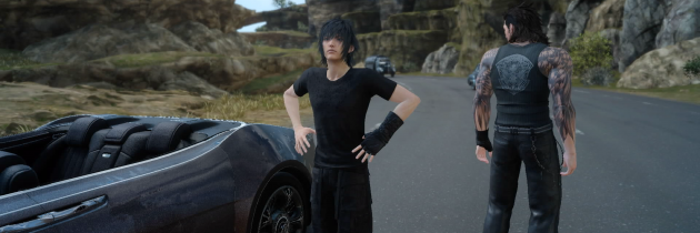 Final Fantasy 15 Update for May Available Now