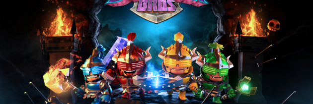 Review: Super Dungeon Bros.