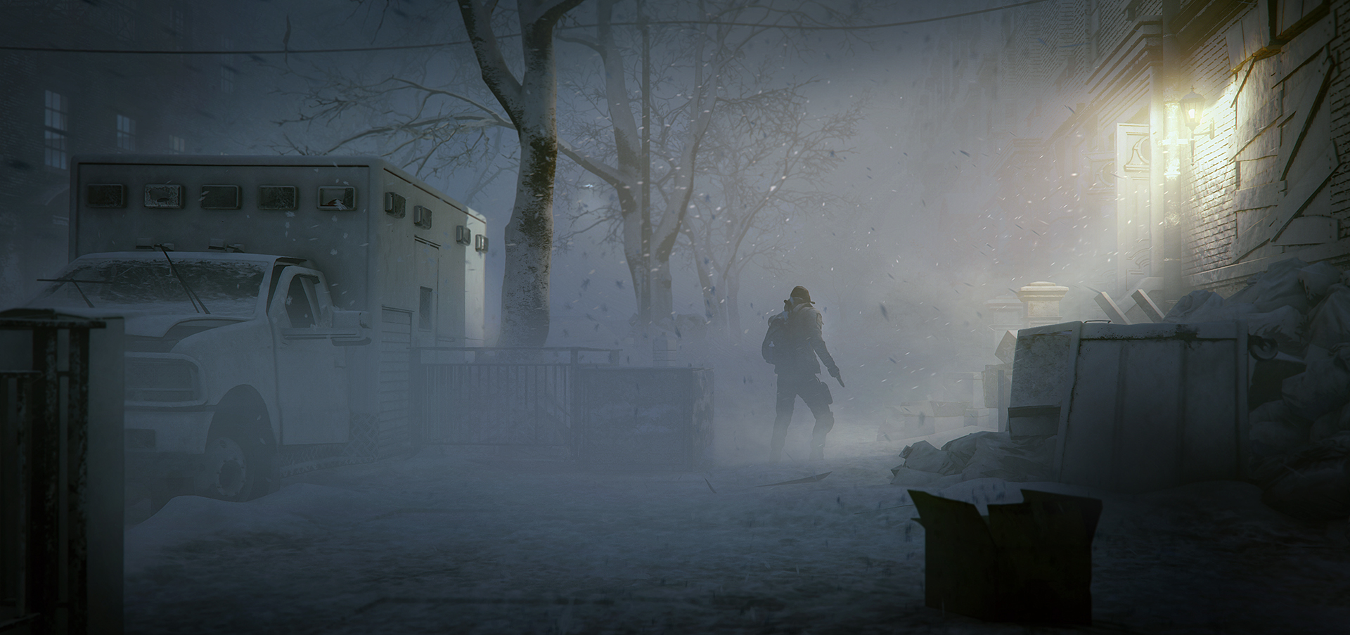 The Division's Survival Expansion Hits Tomorrow