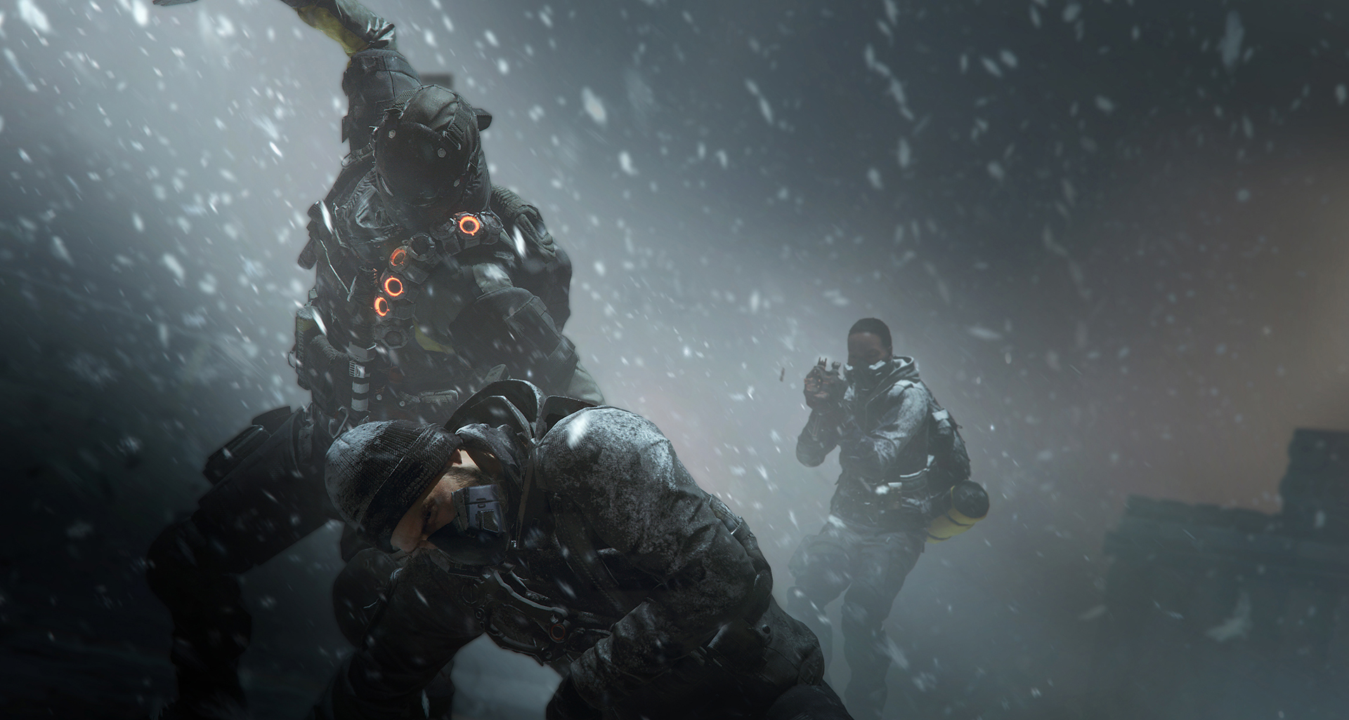 Survival Mode Coming To The Division