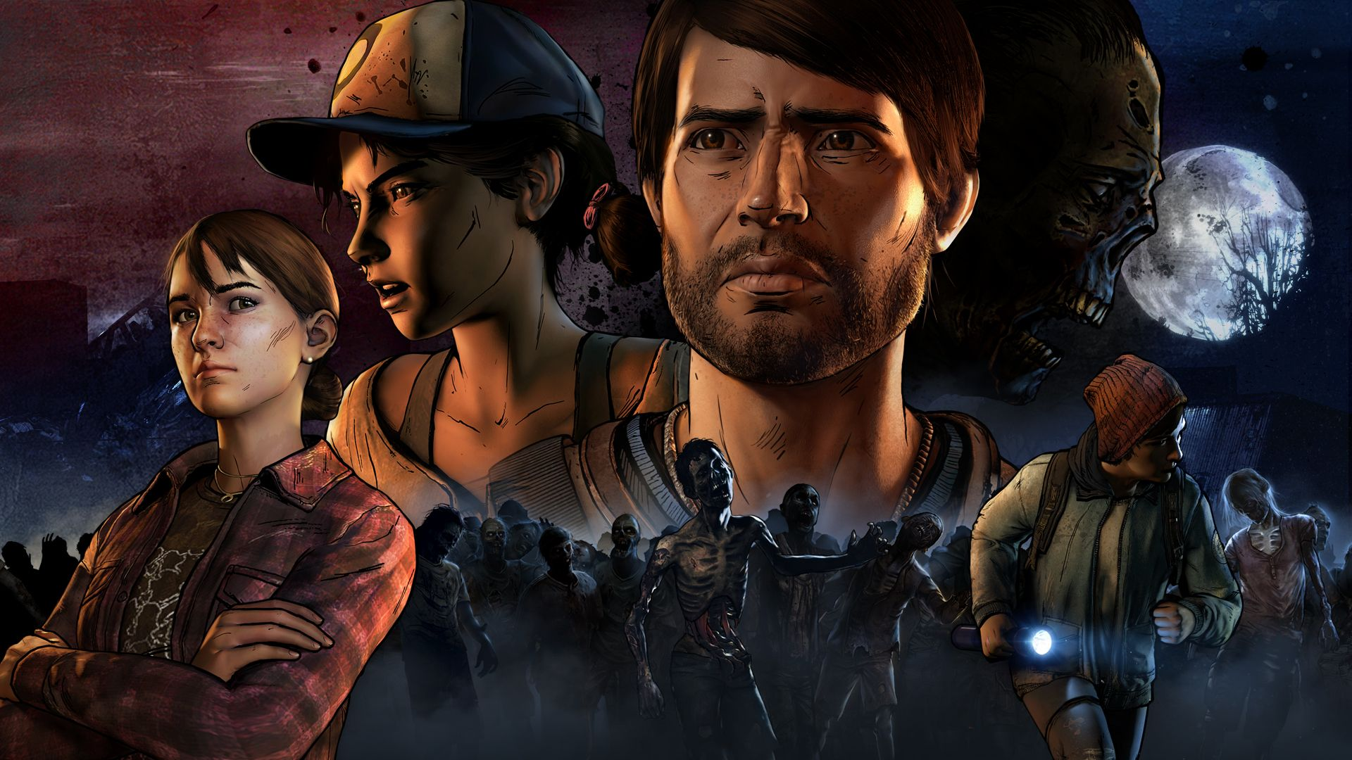 The Walking Dead: The Telltale Series – A New Frontier' Debuts Today in Two Part Premiere