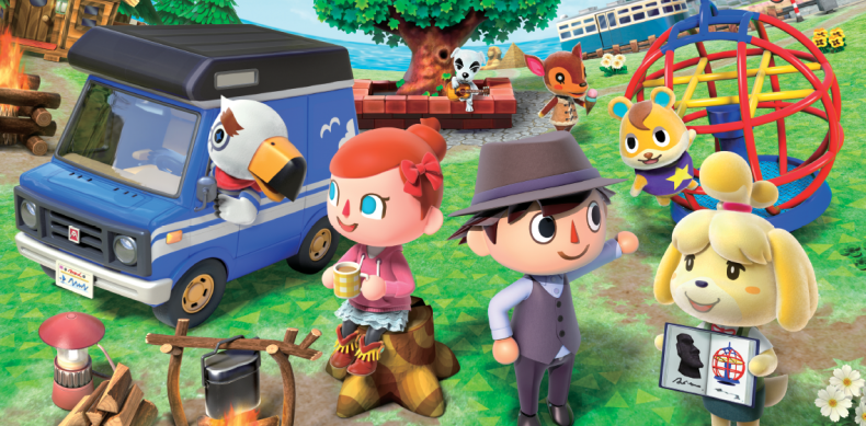 Animal Crossing: New Leaf – Welcome amiibo Available at Retail Now