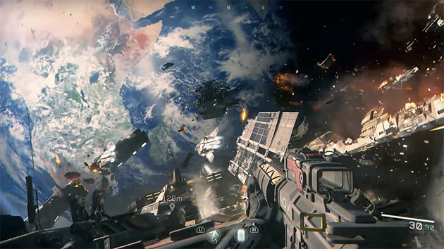 New DLC trailer for Call of Duty Infinite Warfare