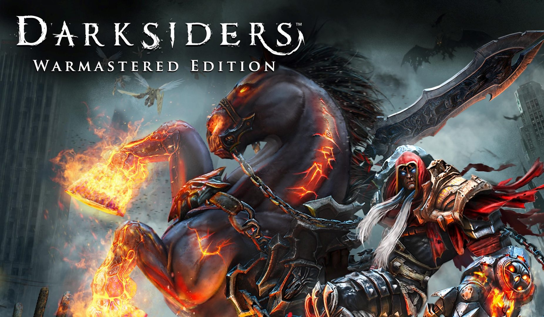 Darksiders Warmastered Edition to Support 4K on PS4 Pro and PC