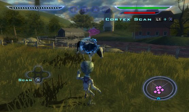THQ Nordic Bringing Destroy All Humans! To PS4