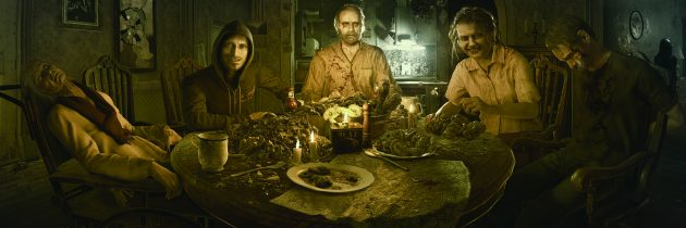 Face The Horrors of Resident Evil 7: The Experience in London