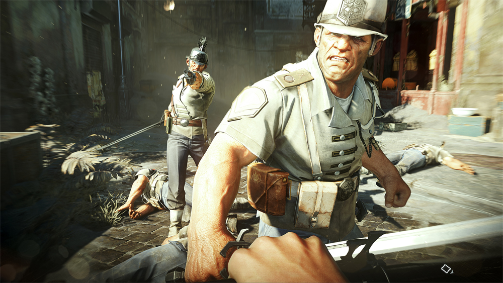 New Dishonored 2 Trailer