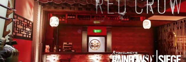 Red Crow Update Now Available For Rainbow Six Siege