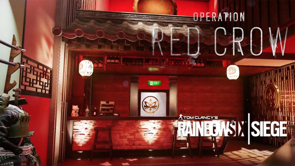 New Rainbow Six Siege Update Coming Next Week