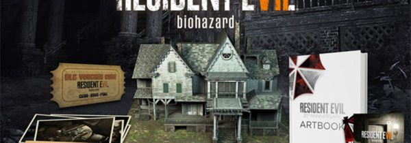 Resident Evil 7 Biohazard European Collector's Edition Revealed