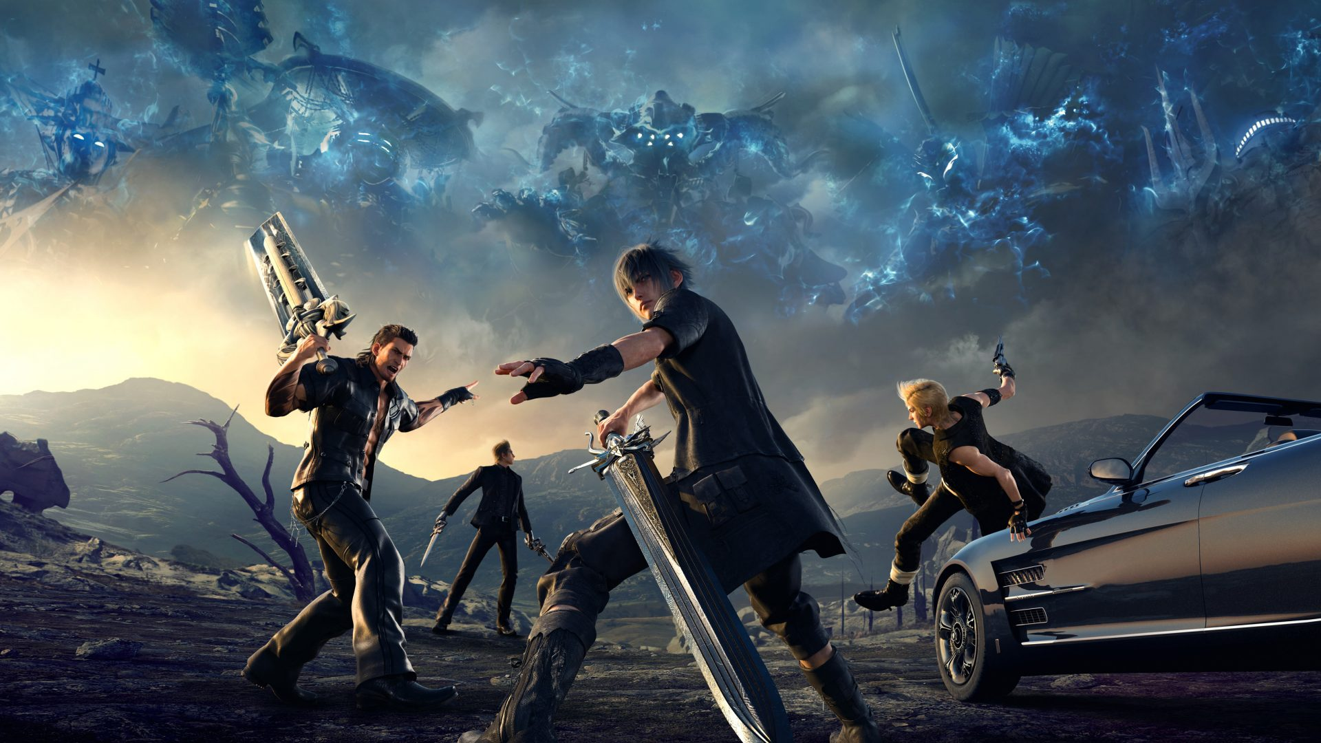 Final Fantasy 15: Welcome to Eos