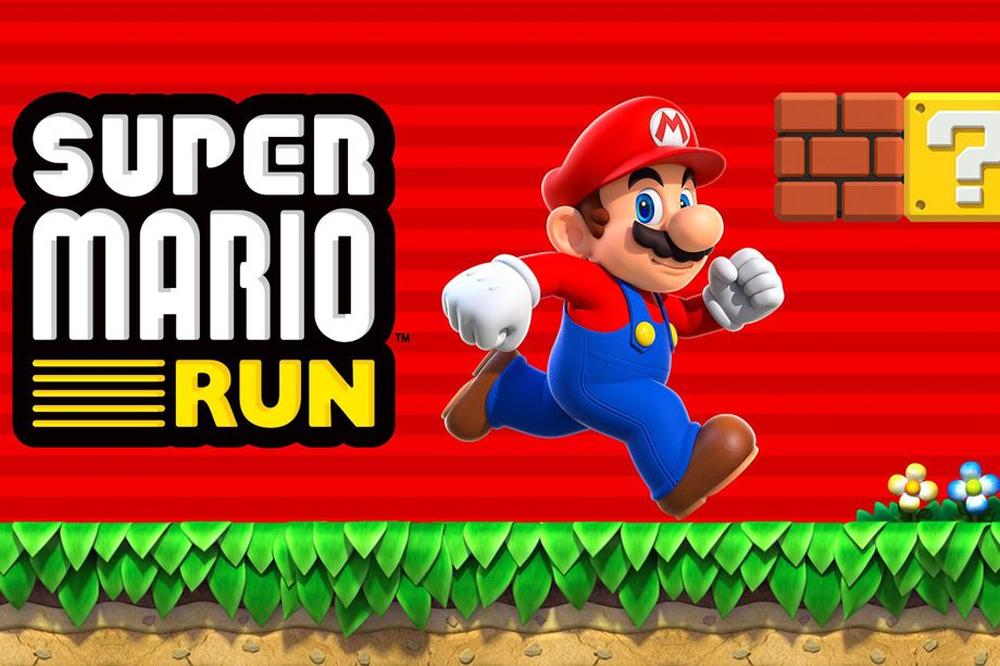 Super Mario Runs To iOS Devices On December 15