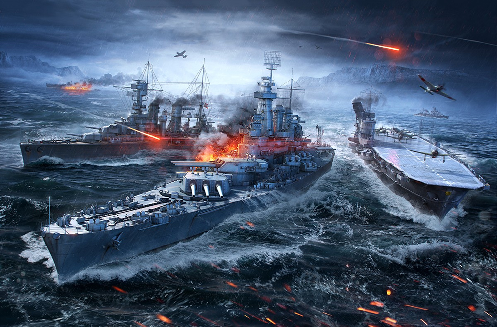 Prove Your Worth To Steve Seagal In World Of Warships
