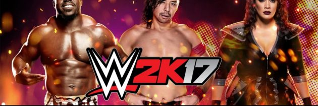 NXT Superstars Available For WWE 2K17
