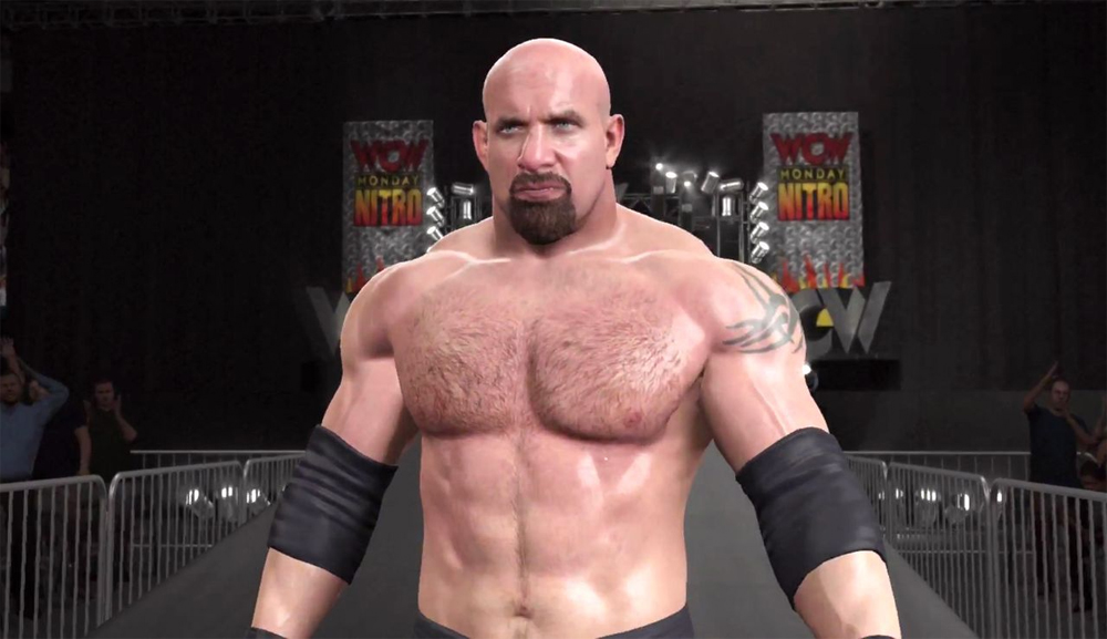 2K's Road To WWE's 2016 Survivor Series